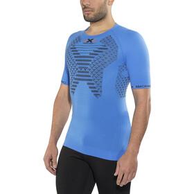 X-Bionic M's Twyce Running Shirt SS French Blue/Black